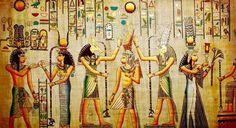 Se dice que en el Antiguo Egipto cuando una persona nacía le asignaban la protección de uno de sus Dioses...