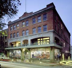 Asheville North Carolina, Downtown Revitalization