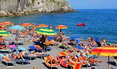 Beaches of the Amalfi Coast