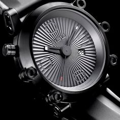 Texture for days. : Sisu Carburetor Get yours today at Watches.com