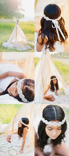 love her headband! If i can find a tent for spring i would love to do a couple sessions like this.  http://www.evokingyou.com/wp-content/uploads/2014/01/childrens-photography-1.jpg