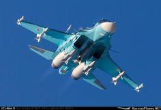 Su-34 Fullback – Russian Air Force   ★ Su-27 Flanker ★