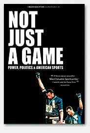 """""""To be clear, everyone—sports fans and non-fans alike — should see this movie.""""Not Just a Game """"will be especially useful for those who teach courses on the history and politics of sport in the U.S."""