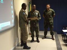 CONSTRUINDO COMUNIDADES RESILIENTES: Instrução da Defesa Civil-RJ é Destaque na Marinha...