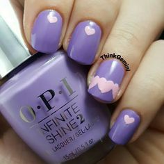 Would you try OPI Do You Lilac It? Hearts by Christine M? Vote on Preen.Me!
