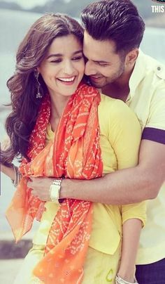 Fashion breakdown: A glimpse of Alia Bhatt's looks in Badrinath Ki Dulhania! Bollywood Couples, Indian Bollywood, Bollywood Stars, Bollywood Fashion, Vintage Bollywood, Bollywood Girls, Indian Celebrities, Bollywood Celebrities, Bollywood Actress