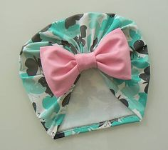 Turban s motýlikmi / Ciapockovo - SAShE. Turban, Bows, Child, Sewing, Accessories, Fashion, Arches, Moda, Boys