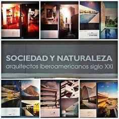 """Visita la exposición """"Sociedad y Naturaleza"""" en #Chabacano #L9"""