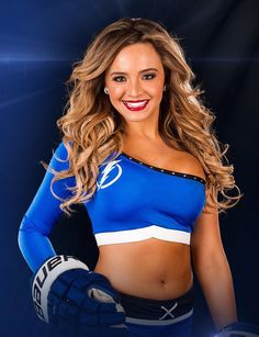 12 tampa bay lightning alexis - hottest nhl ice girls