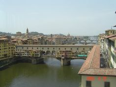 Florence, italy.....i have a pic of me on that bridge