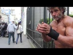 Respect, Jacques Sayagh... Homeless Bodybuilder.