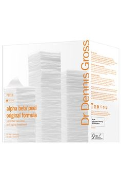 Dr. Dennis Gross Skincare™ Alpha Beta® Peel Original Formula - 60 Applications available at #Nordstrom