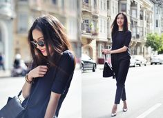 9to5Chic: All Navy