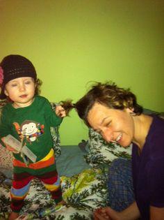 Boundaries with toddlers - responding to  biting, hitting, etc.