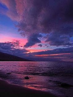 Beautiful Stormy Dawn;  photo by bluewavechris, via Flickr