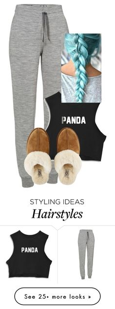 """""""Sleep,"""" by misshappy123 on Polyvore featuring Icebreaker and UGG Australia"""