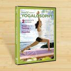 Mandy Ingber Yogalosophy Dvd - Gaiam <p>Yoga meets toning to sculpt sleek muscles</p>