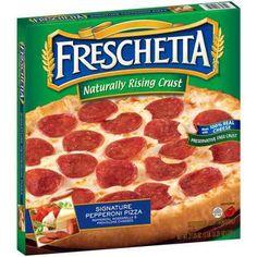 $1.50 Off Any Two Freschetta Frozen Pizzas 14.54oz or larger Printable Coupon Plus Walmart Matchup!
