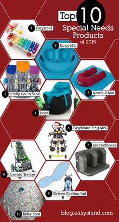 Top 10 Special Needs Products of 2015
