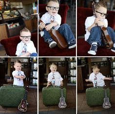 Coffee Shop Photoshoot... How cute is this little guy!?!?! By Ellie Rose Photographie :)