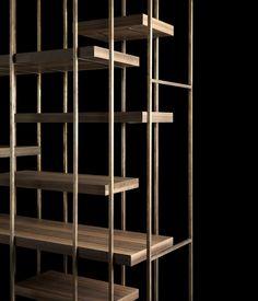 Cage B by Henge | Storage / Shelving at my space odulia alassio www.monicadamonte.com
