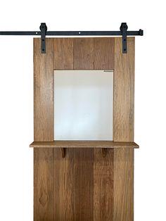 Thermisch gemodifiiceerde meubelplanken van Fraké voor het maken van luxe #meubels, #wandbekleding of #schuifdeuren? #DIY Bathroom Medicine Cabinet, Diys, Bricolage, Do It Yourself, Fai Da Te, Diy