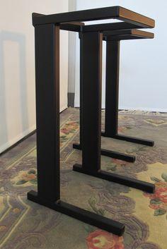 Audio Stand, Audio Rack, Pedestal, Monitor Stand, Speaker Stands, Hand Guns, Steel, Diy Ideas, Building