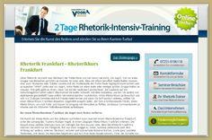 Rhetorik Seminar Frankfurt + Rhetorik Kurs Frankfurt