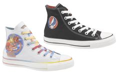 The Greatful Dead Fall '08 Chuck Taylor Hi Pack