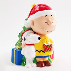 Charlie Brown Cookie Jar~Love this more than words can say...:)