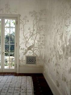 Metallic Wandfarbe für ein luxuriöses Ambiente in Ihrer Wohnung