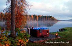 Bath in Finland