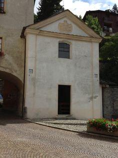 Cappella privata famiglia De Simoni - Bormio (Sondrio)