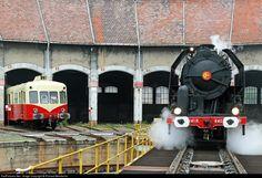 RailPictures.Net Photo: 141R 840 Untitled Steam 4-8-2 at Montluçon, France by Richard Behrbohm