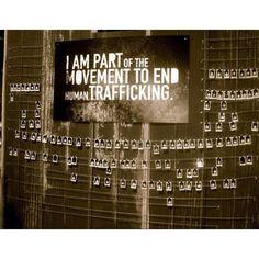 End Human Trafficking!