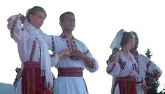 vallachia Romanian children teenagers traditional clothing romanian people girls boys culture dance