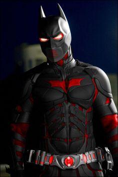 Newest by on DeviantArt Batman Beyond Costume, Batman Beyond Suit, Batman Beyond Terry, Batman Arkham Knight Suit, Batman Armor, Batman Suit, Batman Poster, Batman Comic Art, Heroes Dc Comics