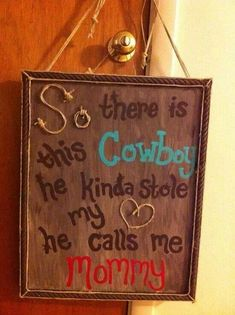 Cowboy sign                                                                                                                                                                                 More