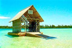 Boat House   Mauritius
