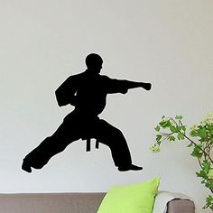 Wall Decal Vinyl Sticker Gym Sport Martial Arts Karate Decor Sb722 ElegantWallDecals http://www.amazon.com/dp/B012IK5V0S/ref=cm_sw_r_pi_dp_SXFWvb1D2RQBV