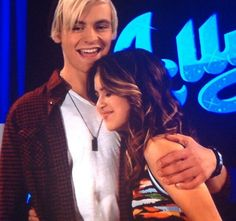 He looks like he has won something!!!! He loves Ally so much it's amazing.