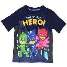 NWT PJ Mask Toddler Boys Cat Boy Sweatshirt Hoodie 2T