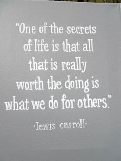 lewis carroll's the man.