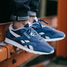 Reebok Classic Nylon #sneakers #sneakernews #StreetStyle #Kicks #adidas #nike #vans #newbalance #puma #ADIDAS #ASICS #CONVERSE #DIADORA #REEBOK #SAUCONY