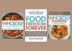 Enter to win 1 of Two sets of the Whole30 - three book set