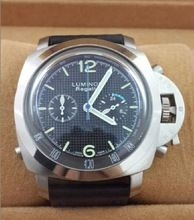 Luxury AAA Top Quality Brand Pam Mens Men's Watch Watches day Leather Strap