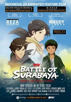 Battle of Surabaya - I think I am absolutely going to watch it