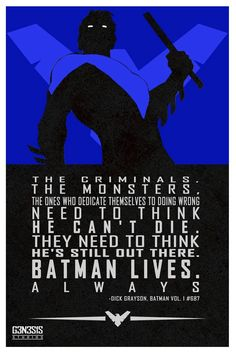 Nightwing - Dick Grayson <3