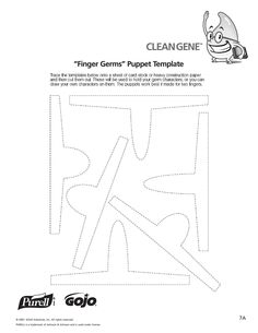 GOJO USA: Hand Hygiene Lesson Plans for Schools, K-5