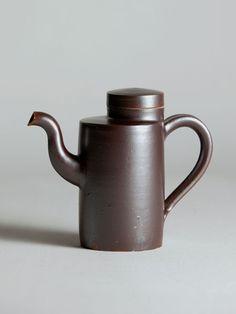 matthias kaiser ceramics - stoneware : teapots